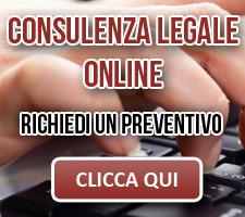 Richiedi una consulenza online