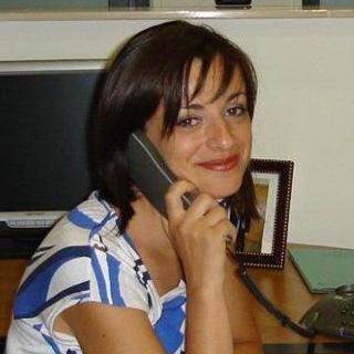 Sig.ra Celeste Antelmi Segretaria di studio