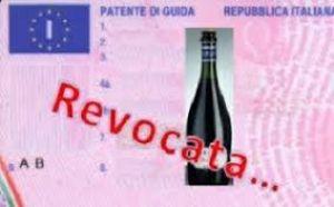 La revoca della patente e il periodo di interdizione per conseguirne una nuova